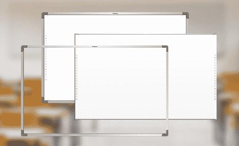ส่วนประกอบของกระดานอัจฉริยะ IQ board