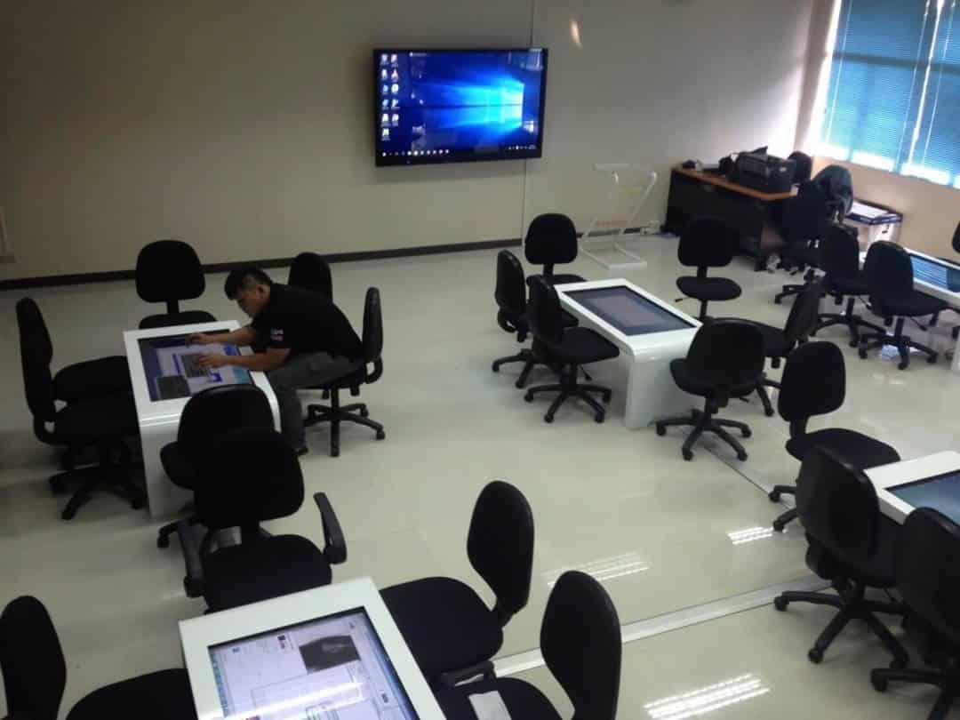 ห้องเรียนสมัยใหม่