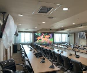 ระบบภาพและเสียง ห้องประชุม
