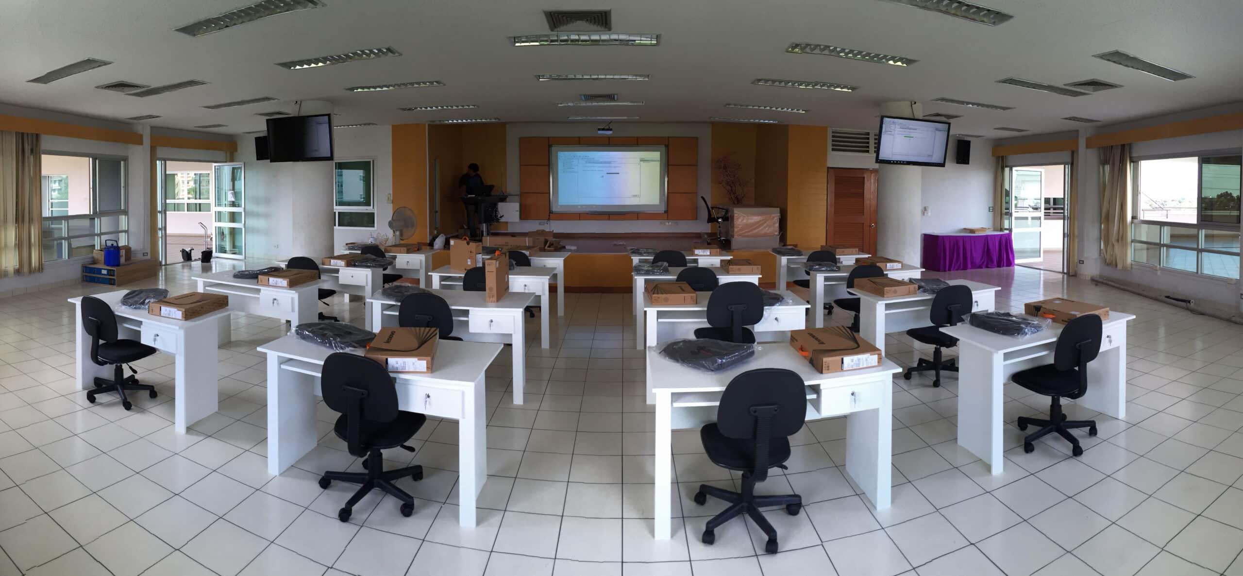 ห้องเรียนอัจฉริยะ smart class room