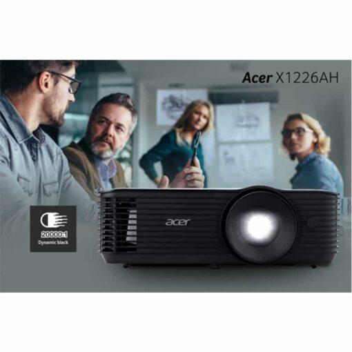 โปรเจคเตอร์ Acer X1226AH Brochure