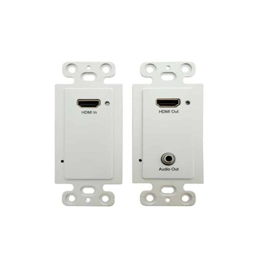 HDMI wall plate extender 120 m 1