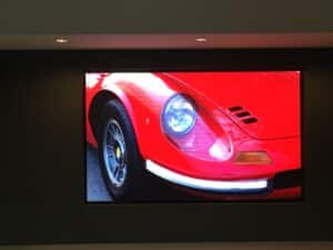 LED full color display P3 indoor