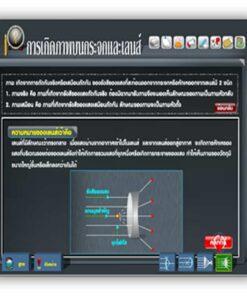 ซอฟต์แวร์ CAI วิทยาศาสตร์ ม1-4
