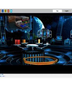 ซอฟต์แวร์ สื่อการเรียนการสอน 3D วิชา ฟิสิกส์
