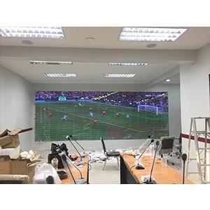 รับติดตั้ง จอ LED display full color สำหรับห้องประชุม