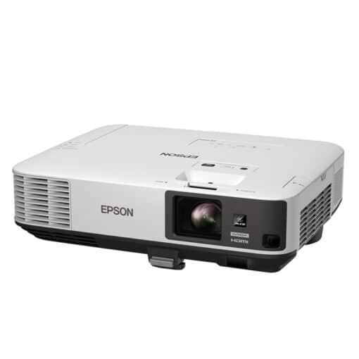 Epson EB 2155W left