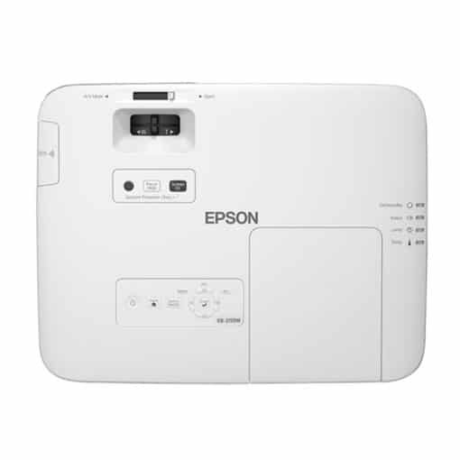 Epson EB 2155W top