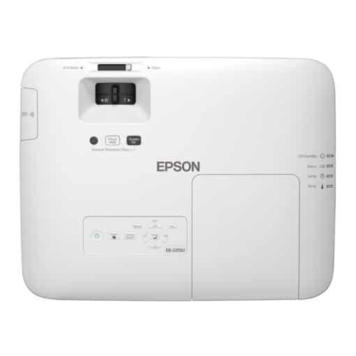 Epson EB 2255U top