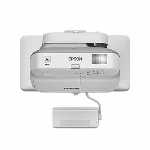 โปรเจคเตอร์ Epson EB-685W ด้านหน้า