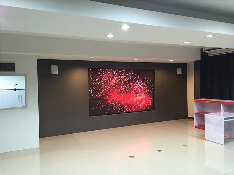 จอ LED ขนาดใหญ่ indoor