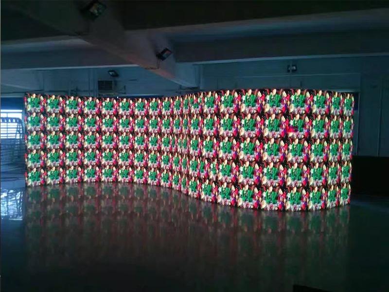 รับติดตั้งจอ LED full color display