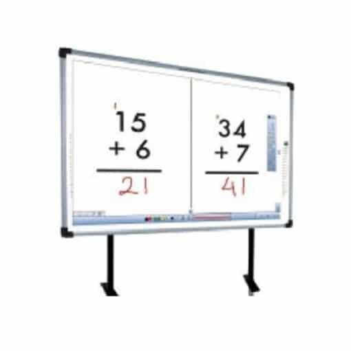 Interwrite Dual board 79 inchinteractive board