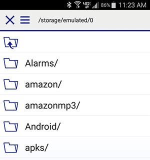 แอฟ iprojection ใช้งานด้วยระบบ Android