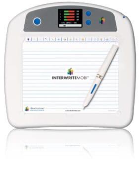 interwrite mobi score tablet