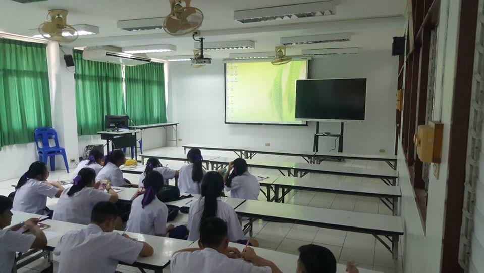จออัจฉริยะห้องเรียนขนาด 30 คน