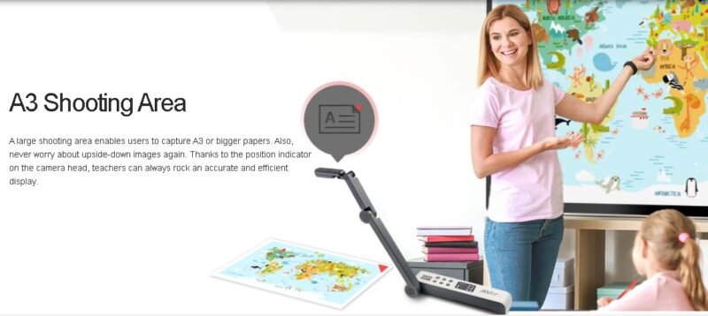 Classroom learning by AVerVision