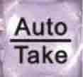 ปุ่ม Auto and take สำหรับ VDO processor